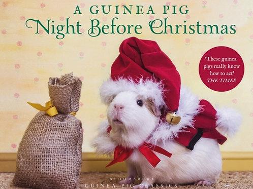 Guinea Pig Night Before Christmas (HARDBACK)