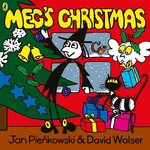 David Walser and Jan Pienkowski - Meg's Christmas (AGE 3+)