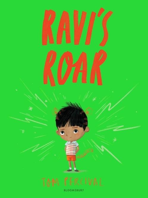 Tom Percival - Ravi's Roar (AGE 3+)
