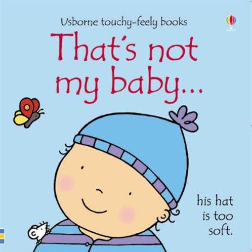 Fiona Watt - That's Not My Baby (Boy) (AGE 0+) (HARDBACK)