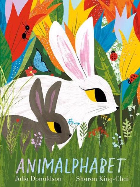 Julia Donaldson - Animalphabet (AGE 3+)