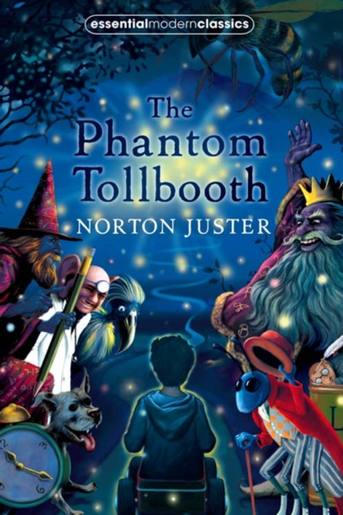 Norton Juster - Phantom Tollbooth (AGE 9+)