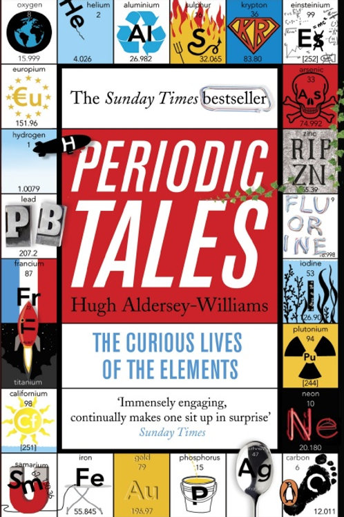Hugh Aldersley-Williams - Periodic Tales