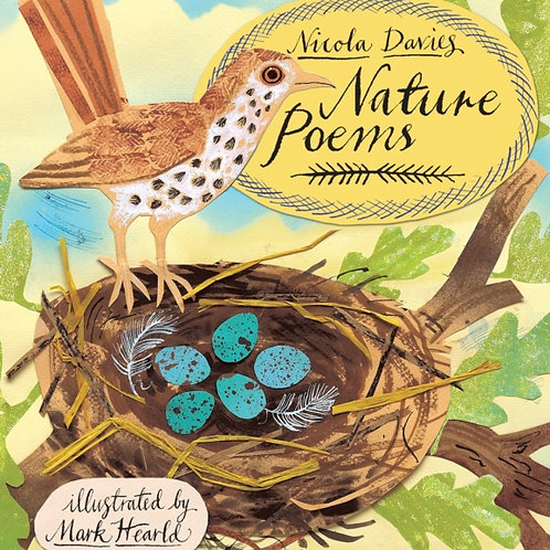 Nicola Davies (ill. Mark Hearld) - Nature Poems : Give Instead Of A Card
