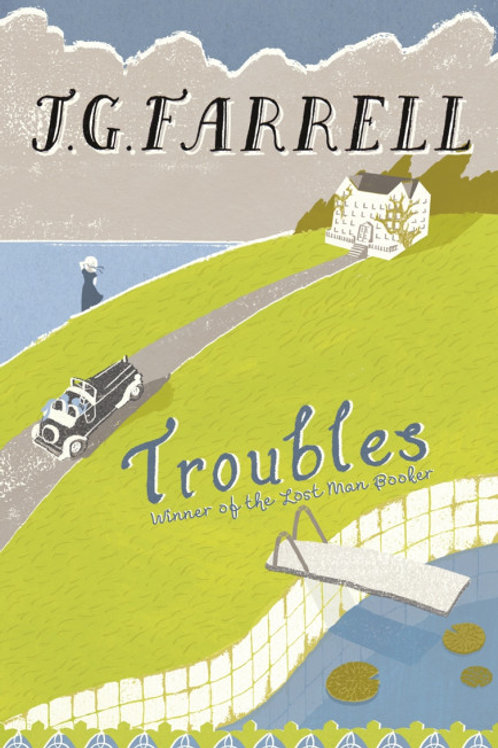J.G. Farrell - Troubles