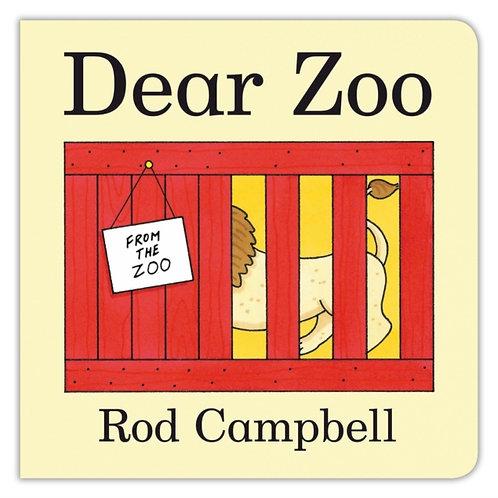 Rod Campbell - Dear Zoo (AGE 2+) (HARDBACK)