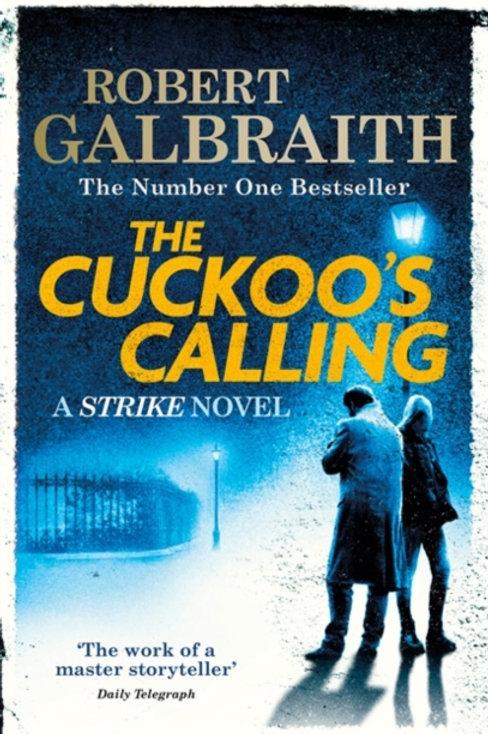 Robert Galbraith - Cuckoo's Calling (1st In Series)