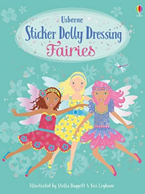 Leonie Pratt - Sticker Dolly Dressing Fairies