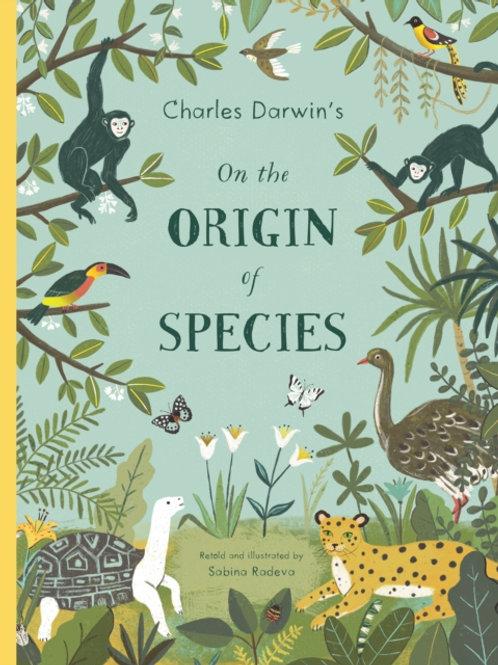 Sabina Radeva - Darwin's On The Origin of Species (AGE 7+) (HARDBACK)