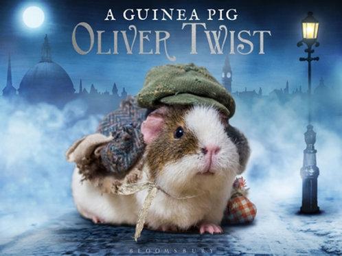 Guinea Pig Oliver Twist (HARDBACK)