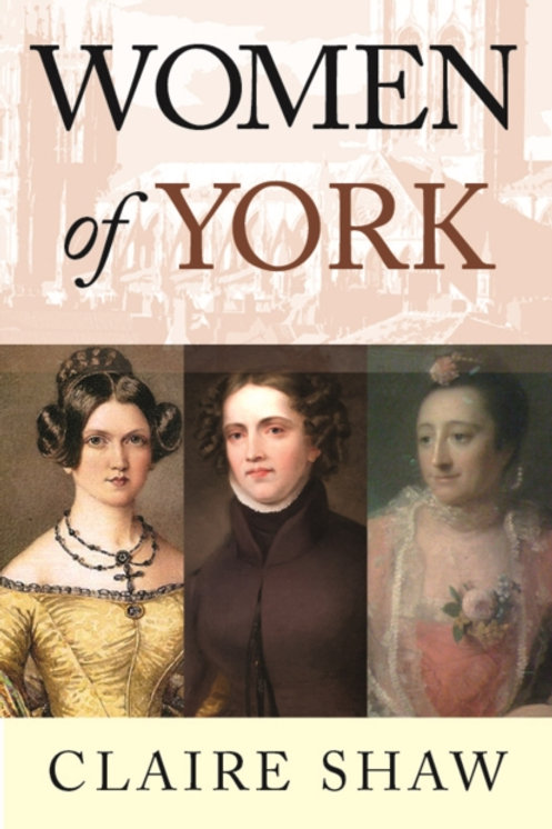 Claire Shaw - Women Of York