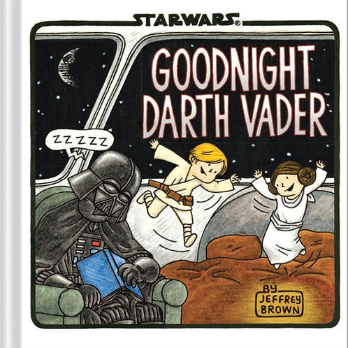 Jeffrey Brown - Goodnight Darth Vader (HARDBACK)
