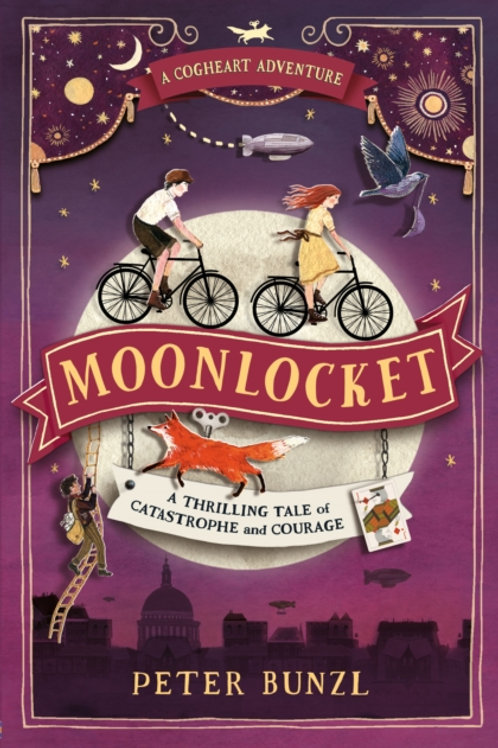 Peter Bunzl - Moonlocket (AGE 9+) (2nd In Series)