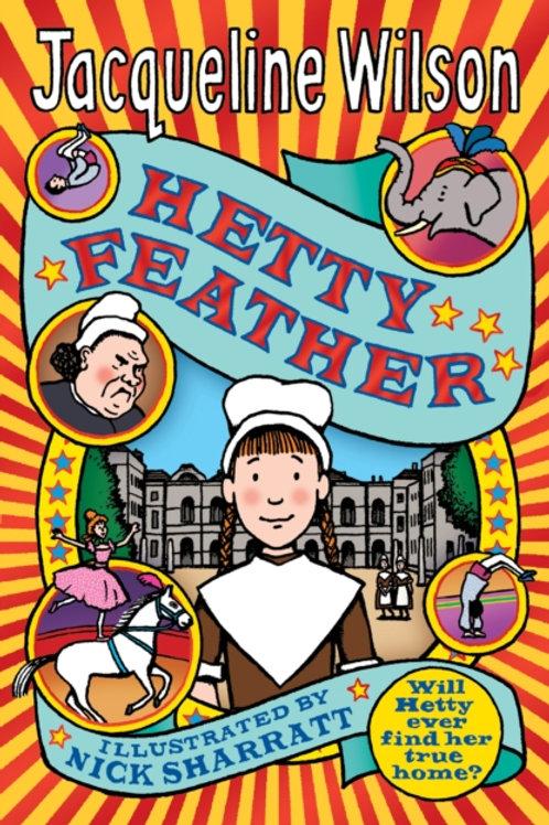 Jacqueline Wilson - Hetty Feather (AGE 9+)