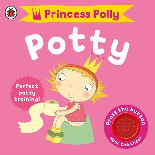 Andrea Pinnington - Princess Polly's Potty (AGE 18 MONTHS+) (HARDBACK)