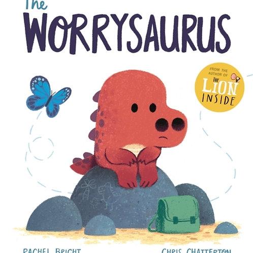 Rachel Bright - The Worrysaurus (AGE 3+)