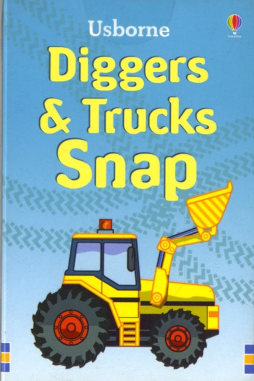 Diggers And Trucks Snap (AGE 3+)