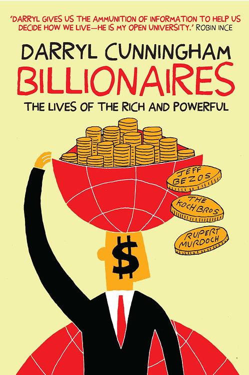 Darryl Cunningham - Billionaires