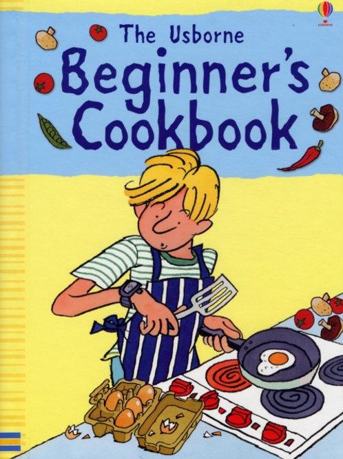 Fiona Watt - Beginner's Cookbook (AGE 9+) (HARDBACK)