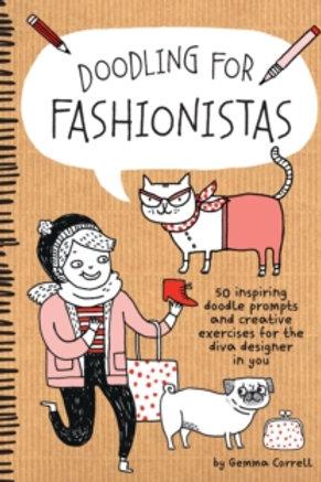 Gemma Correll - Doodling For Fashionistas