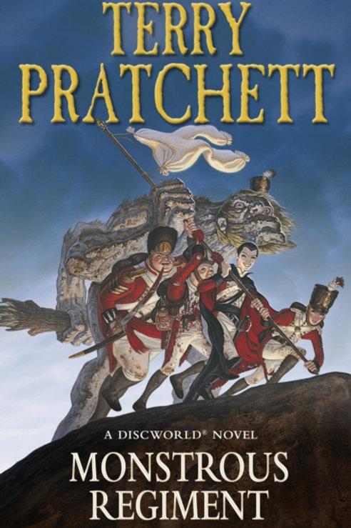 Terry Pratchett - Monstrous Regiment : Discworld Book Thirty-One