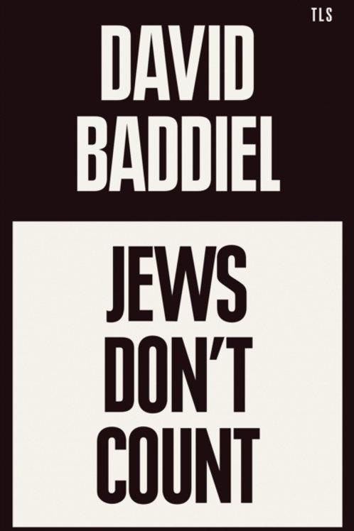 David Baddiel - Jews Don't Count (HARDBACK)