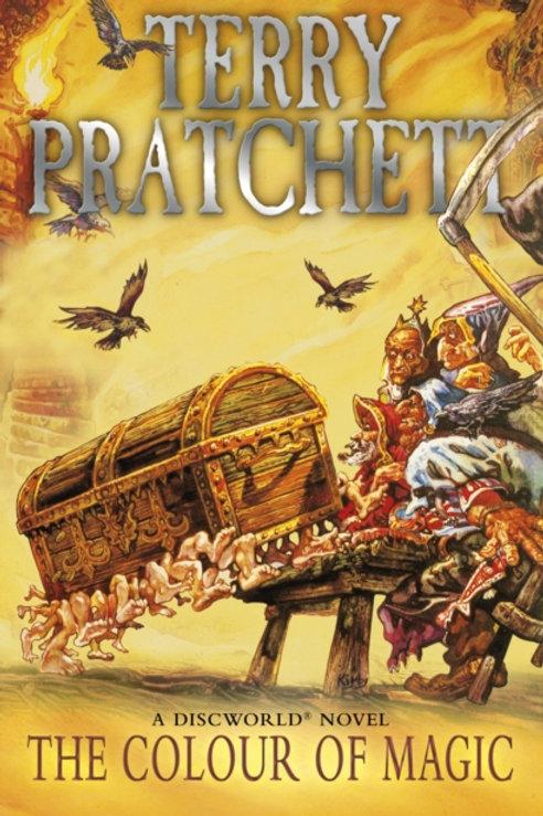 Terry Pratchett - The Colour Of Magic : Discworld Book One