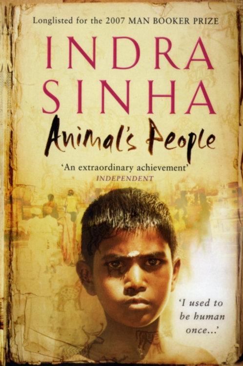 Indra Sinha - Animal's People