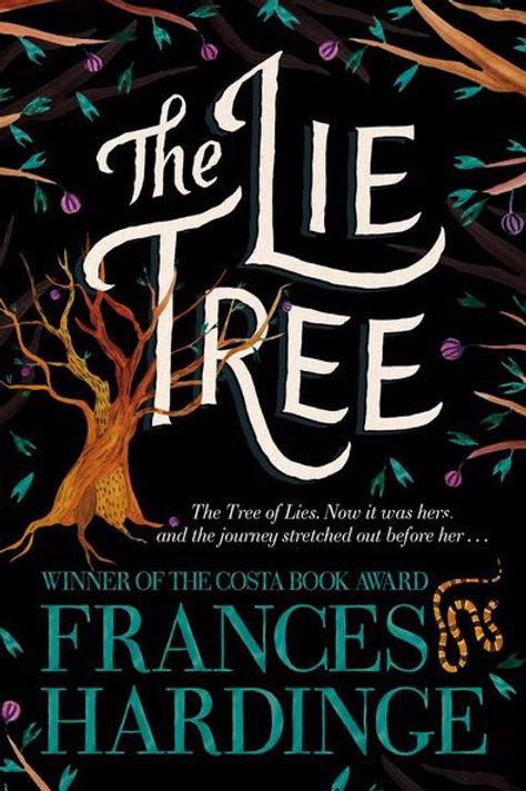 Frances Hardinge - The Lie Tree (AGE 12+)