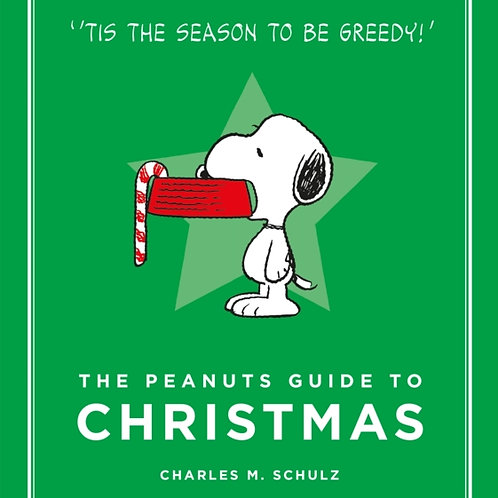 Charles M. Schulz - The Peanuts Guide To Christmas (HARDBACK)