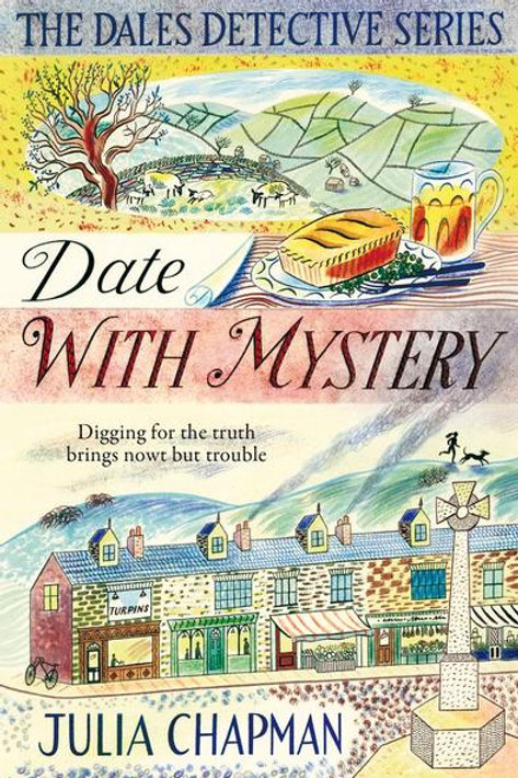Julia Chapman - Date With Mystery (3rd In Series)