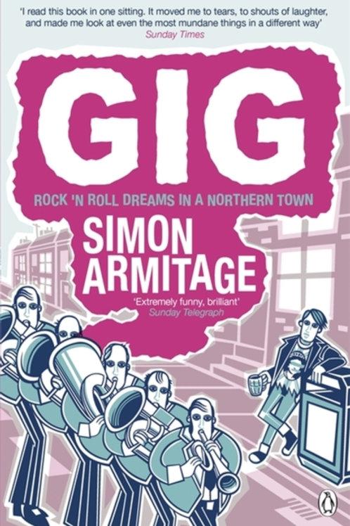 Simon Armitage - Gig