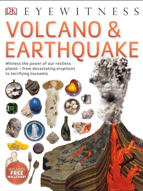 Eyewitness Volcano And Earthquake (AGE 8+)