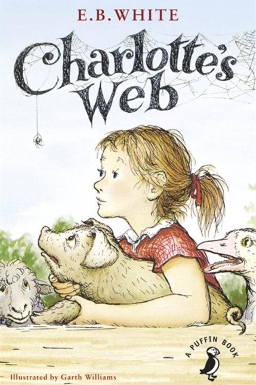 E.B. White - Charlotte's Web (AGE 6+)