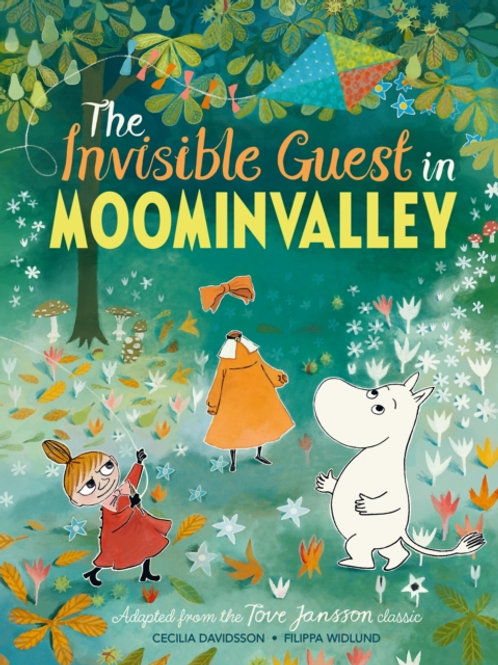 Tove Jansson - The Invisible Guest In Moominvalley (AGE 5+) (HARDBACK)