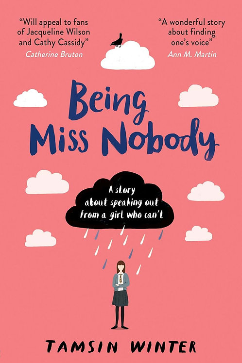 Tamsin Winter - Being Miss Nobody (AGE 9+)
