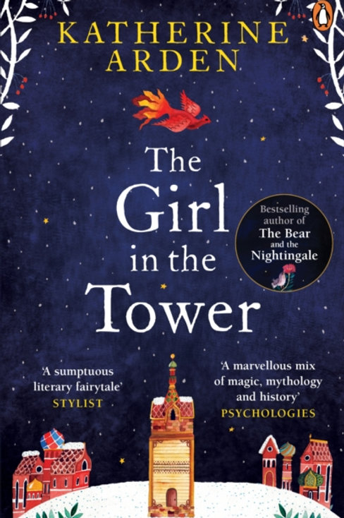 Katherine Arden - The Girl In The Tower (2nd In Series)