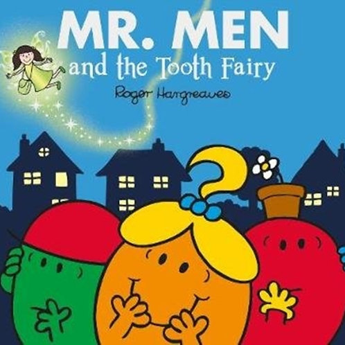 Roger Hargreaves - Mr. Men And The Tooth Fairy (AGE 3+)