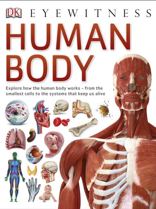 Eyewitness Human Body (AGE 8+)