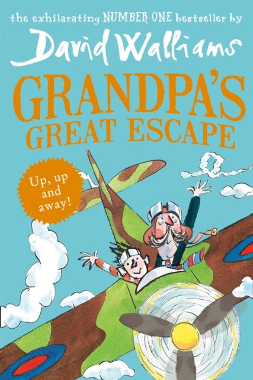 David Walliams - Grandpa's Great Escape (AGE 8+)