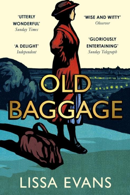 Lissa Evans - Old Baggage
