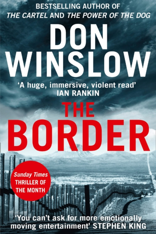Don Winslow - The Border (3rd In Series)
