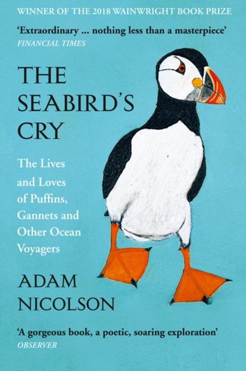 Adam Nicolson - The Seabird's Cry