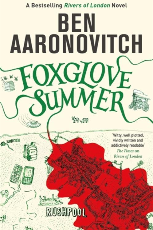 Ben Aaronovitch - Foxglove Summer (5th In Series)