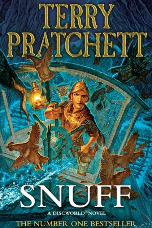 Terry Pratchett - Snuff : Discworld Book Thirty-Nine