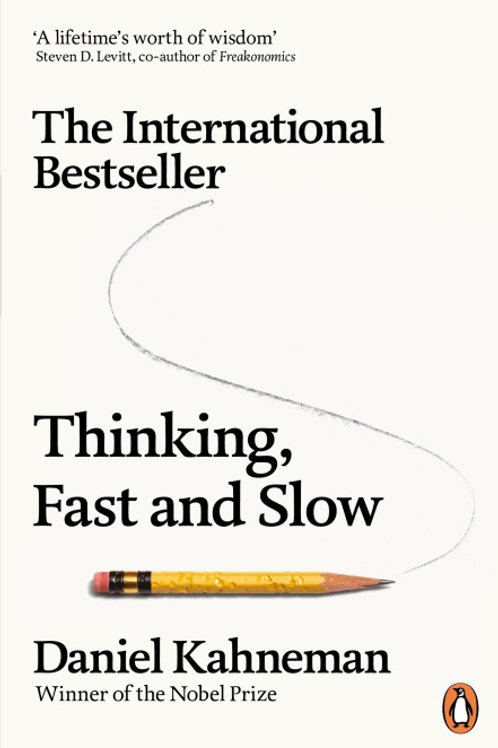 Daniel Kahneman - Thinking, Fast and Slow