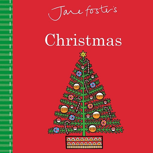 Jane Foster - Jane Foster's Christmas (AGE 0+) (HARDBACK)