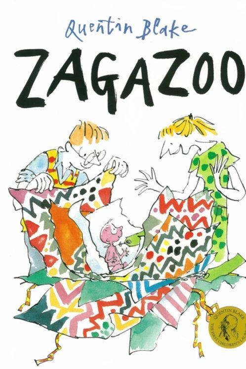 Quentin Blake - Zagazoo (AGE 3+)