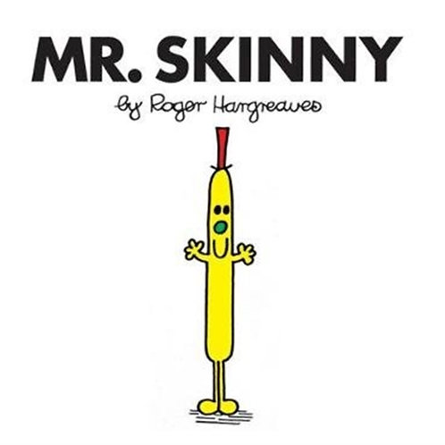 Roger Hargreaves - Mr. Skinny (AGE 3+) (Mr. Men No. 35)
