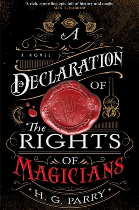 H.G. Parry - A Declaration Of The Rights of Magicians